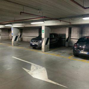 Parcheggio Piazza Oriani