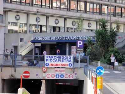 parcheggio genova